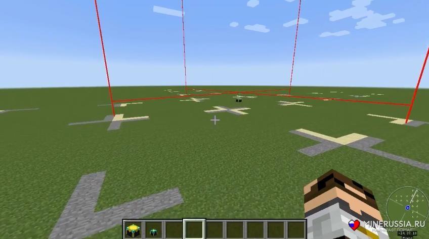 """Мод """"ChickenChunks"""" для Майнкрафт 1.12.2/1.7.10"""