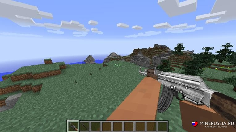 Мод «DayM» - скриншот 6