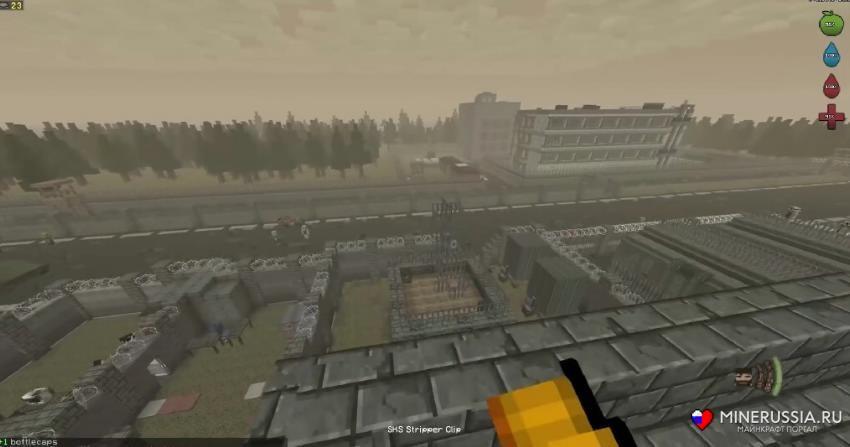 Мод на Зомби Апокалипсис дляМайнкрафт - скриншот 30