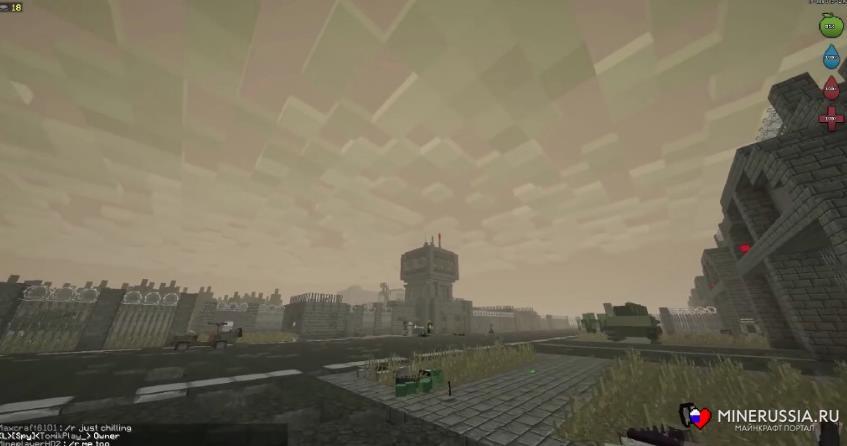 Мод на Зомби Апокалипсис дляМайнкрафт - скриншот 29