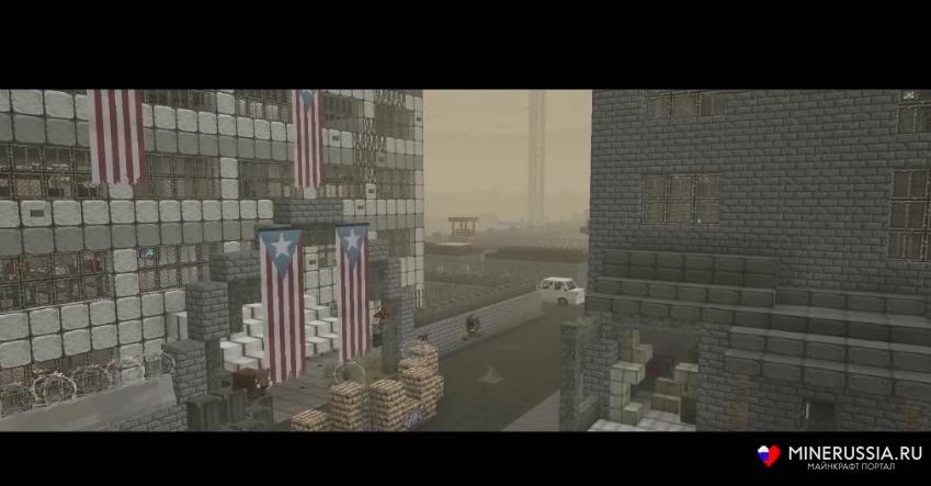 Мод на Зомби Апокалипсис дляМайнкрафт - скриншот 27