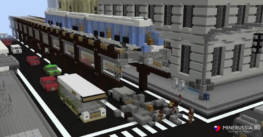Мод на Зомби Апокалипсис дляМайнкрафт - скриншот 6