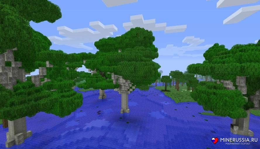 Мод на биомы «ExtrabiomesXL» дляМайнкрафт - скриншот 5