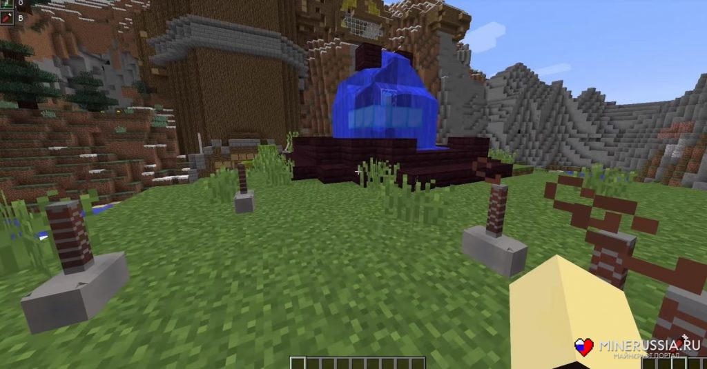 Мод насуперспособности «HeroesExpansion» 1.12.2 - скриншот 1