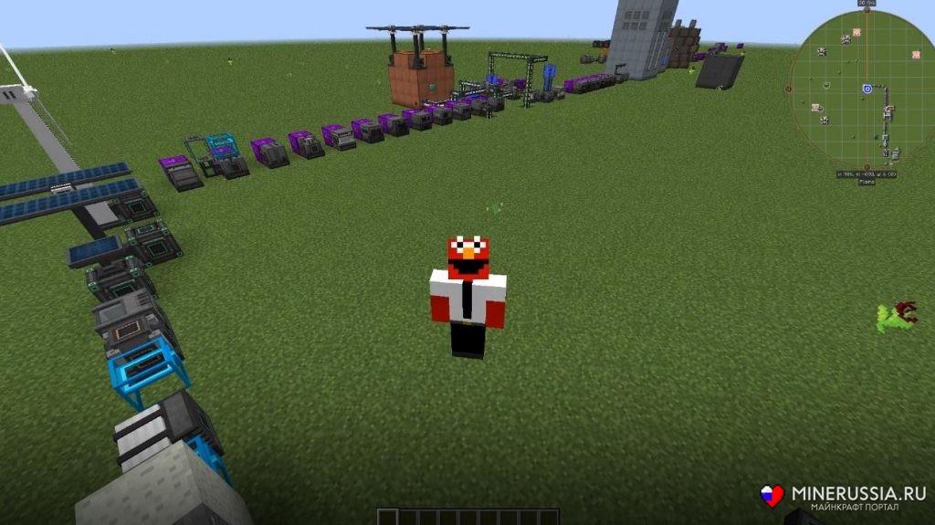 Мод «Mekanism» - скриншот 12
