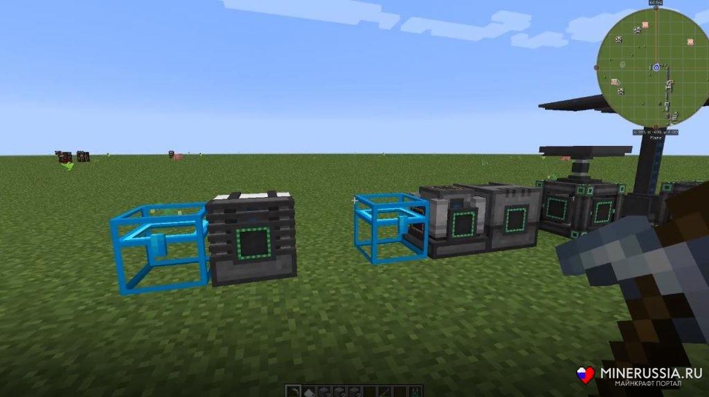 Мод «Mekanism» - скриншот 8