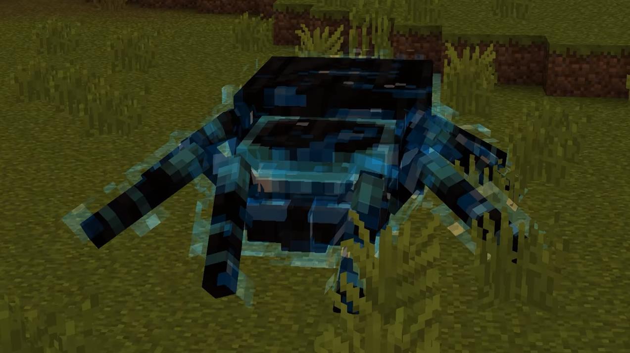 Мод на насекомых «The Erebus» - скриншот 3