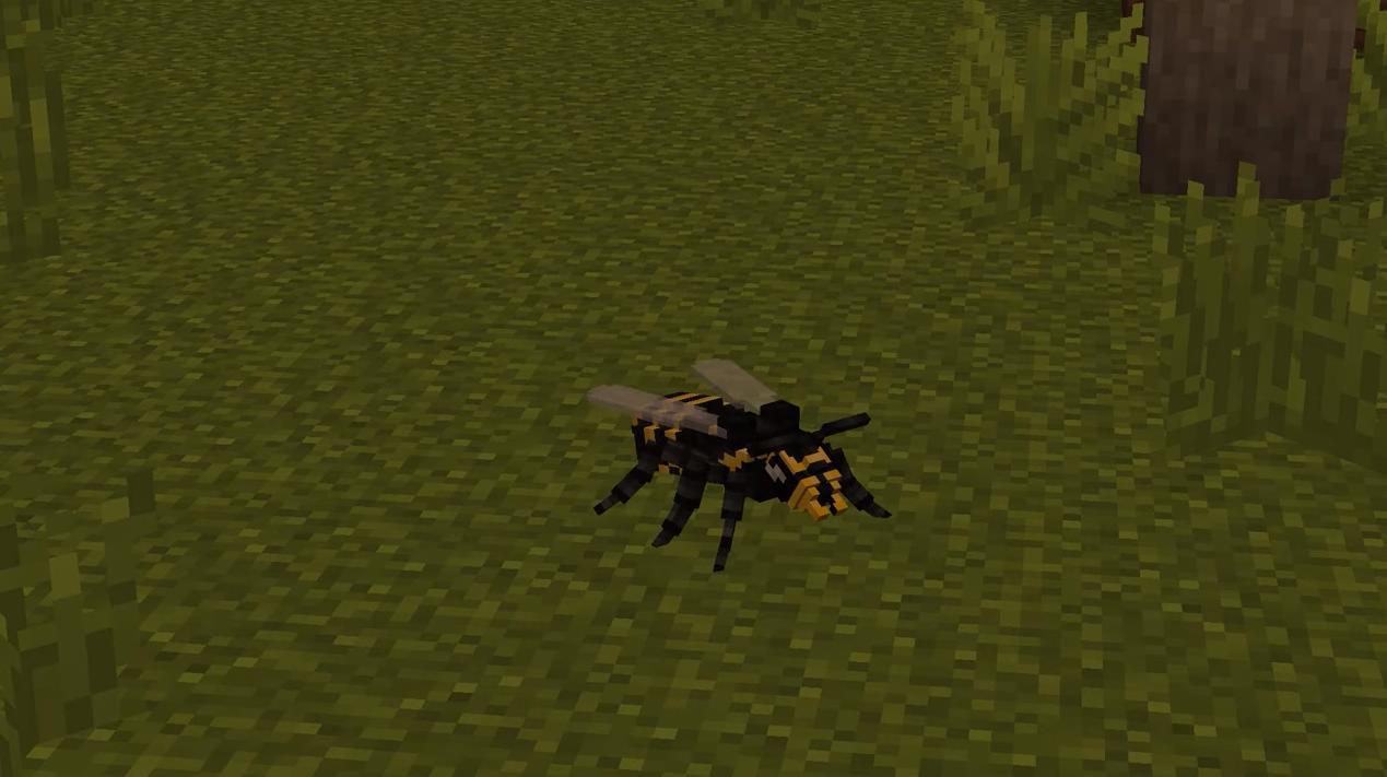 Мод на насекомых «The Erebus» - скриншот 4