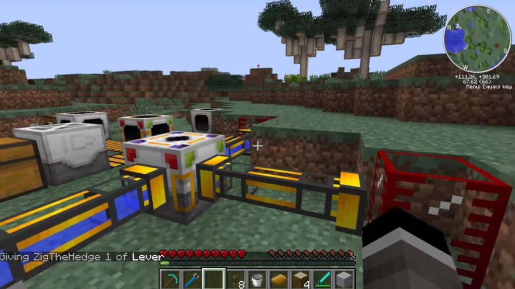 Мод Minefactory Reloaded - скриншот 4