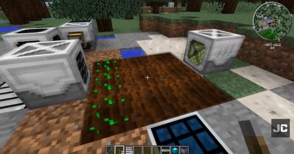 Мод Minefactory Reloaded - скриншот 2