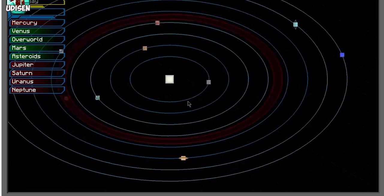 Мод More Planets для Майнкрафт 1.12.2/1.7.10