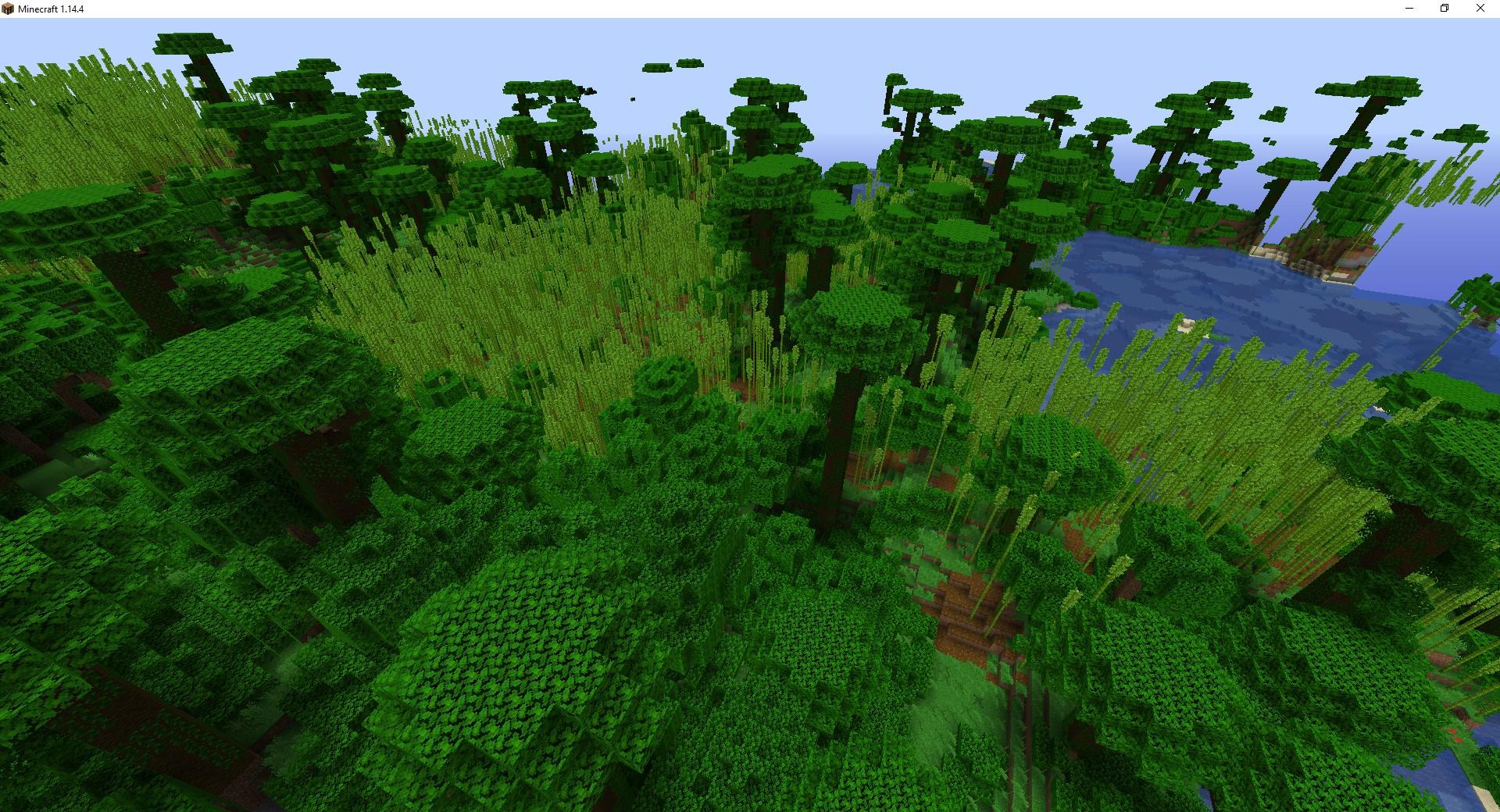 Сид на деревню и бамбуковый лес - скриншот 4