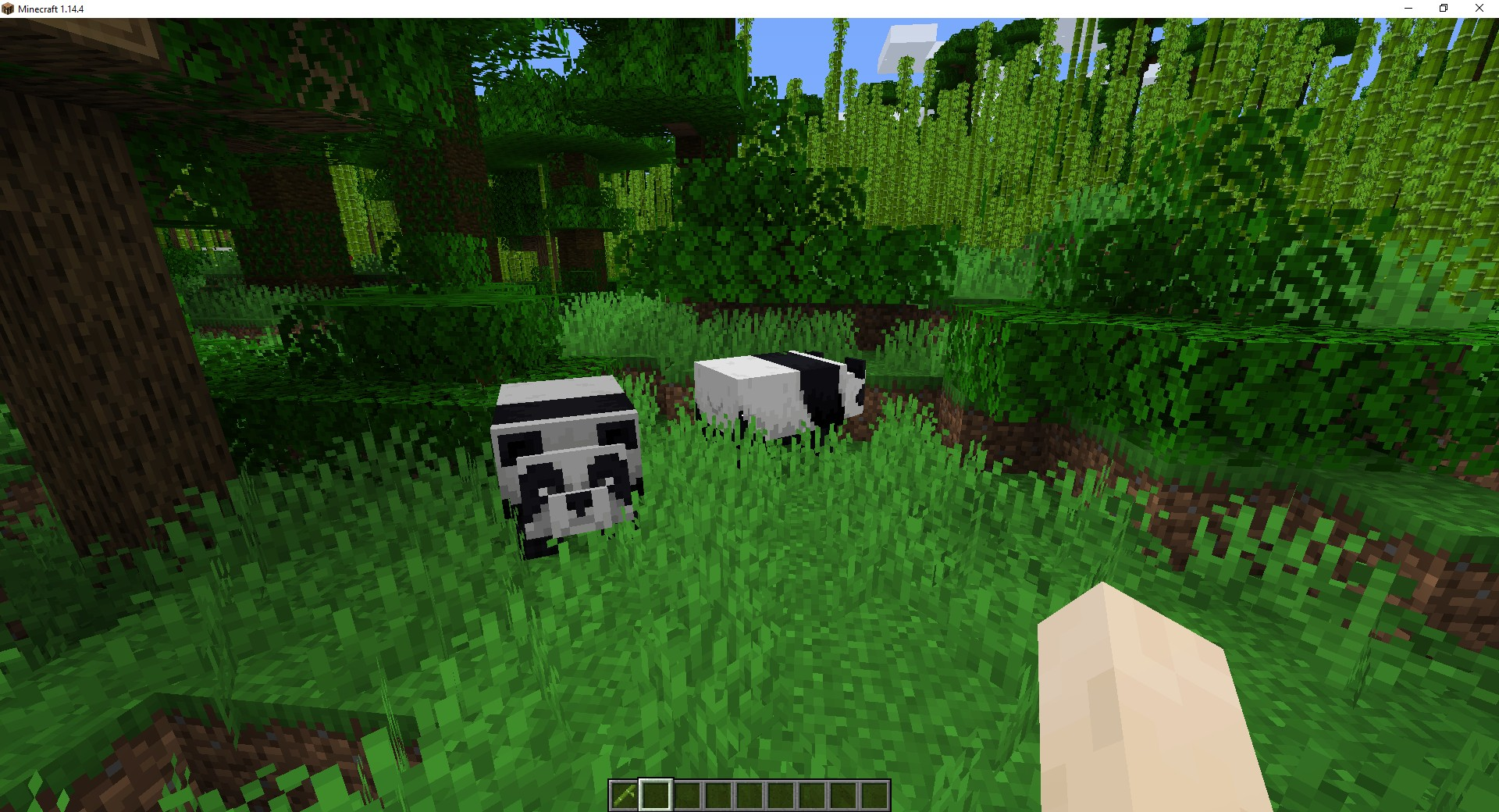 Сид на деревню и бамбуковый лес - скриншот 3