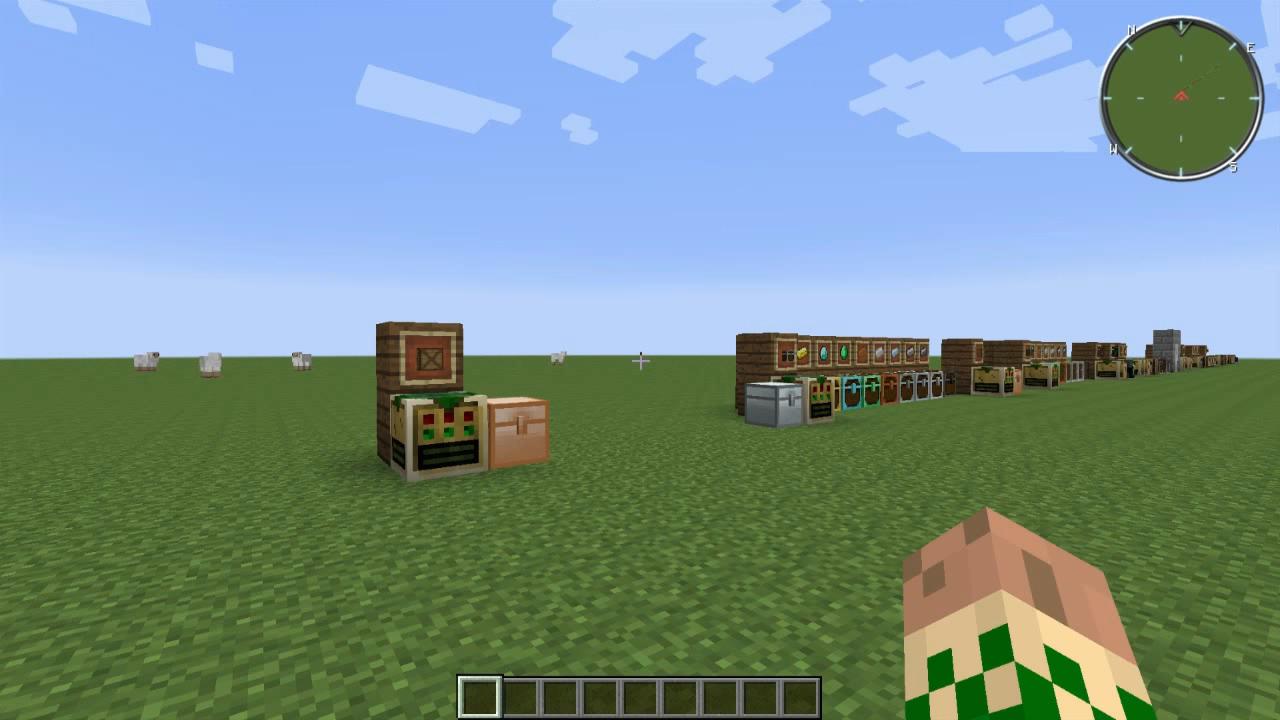 Мод Better Storage - скриншот 1