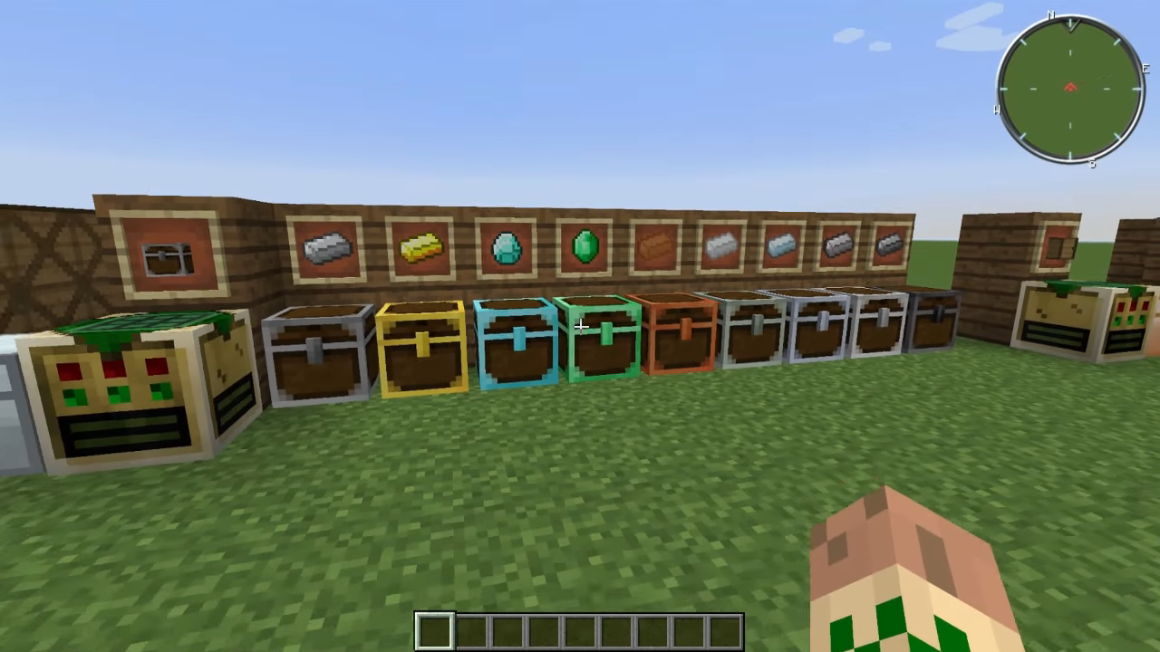 Мод Better Storage дляМайнкрафт - скриншот 5