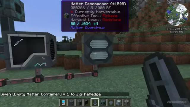 Мод Matter Overdrive - скриншот 13