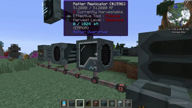 Мод Matter Overdrive - скриншот 12