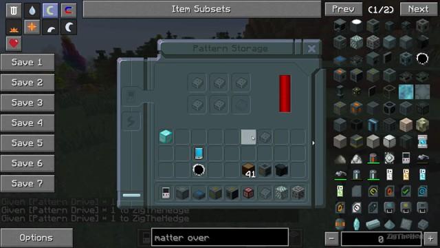 Мод Matter Overdrive - скриншот 8