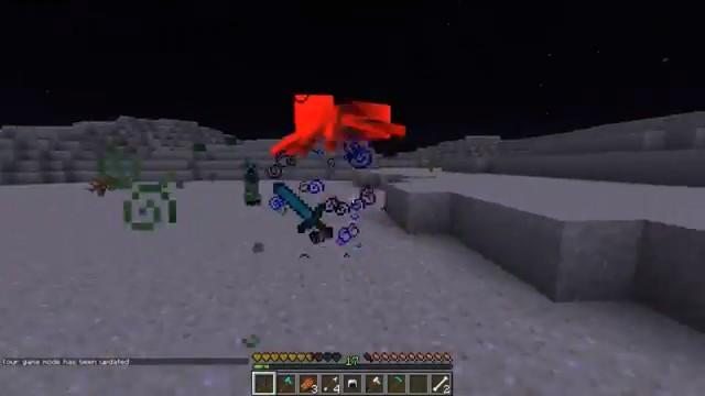 Мод набоссов Infernal Mobs - скриншот 3