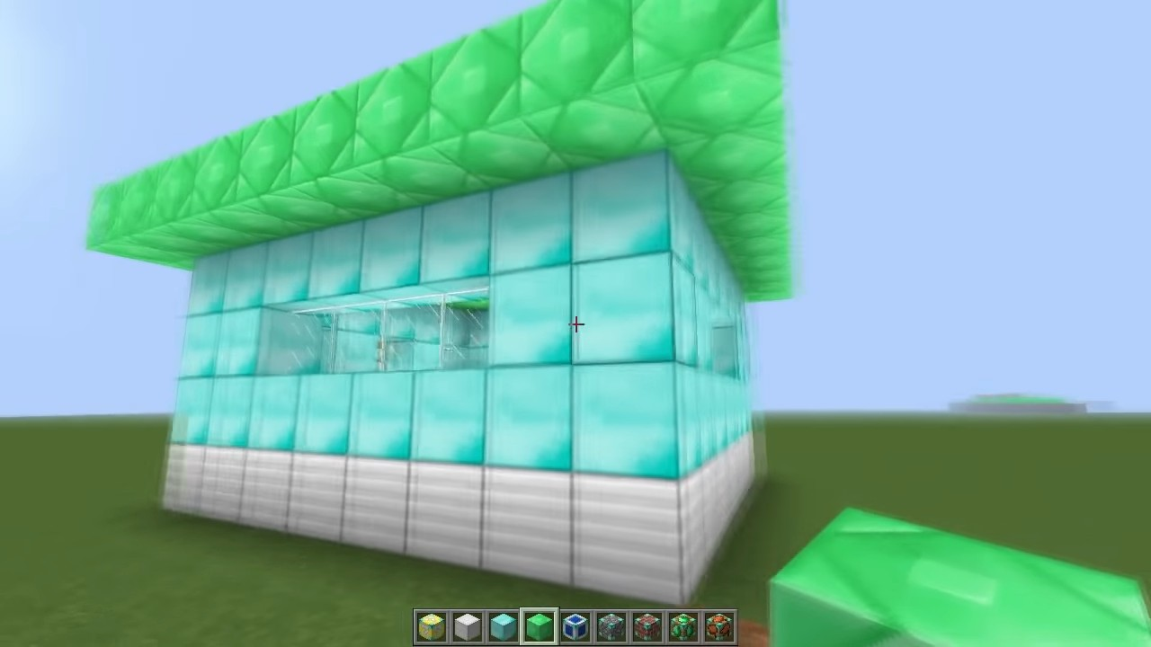 Мод на готовые постройки Insta House дляМайнкрафт - скриншот 10