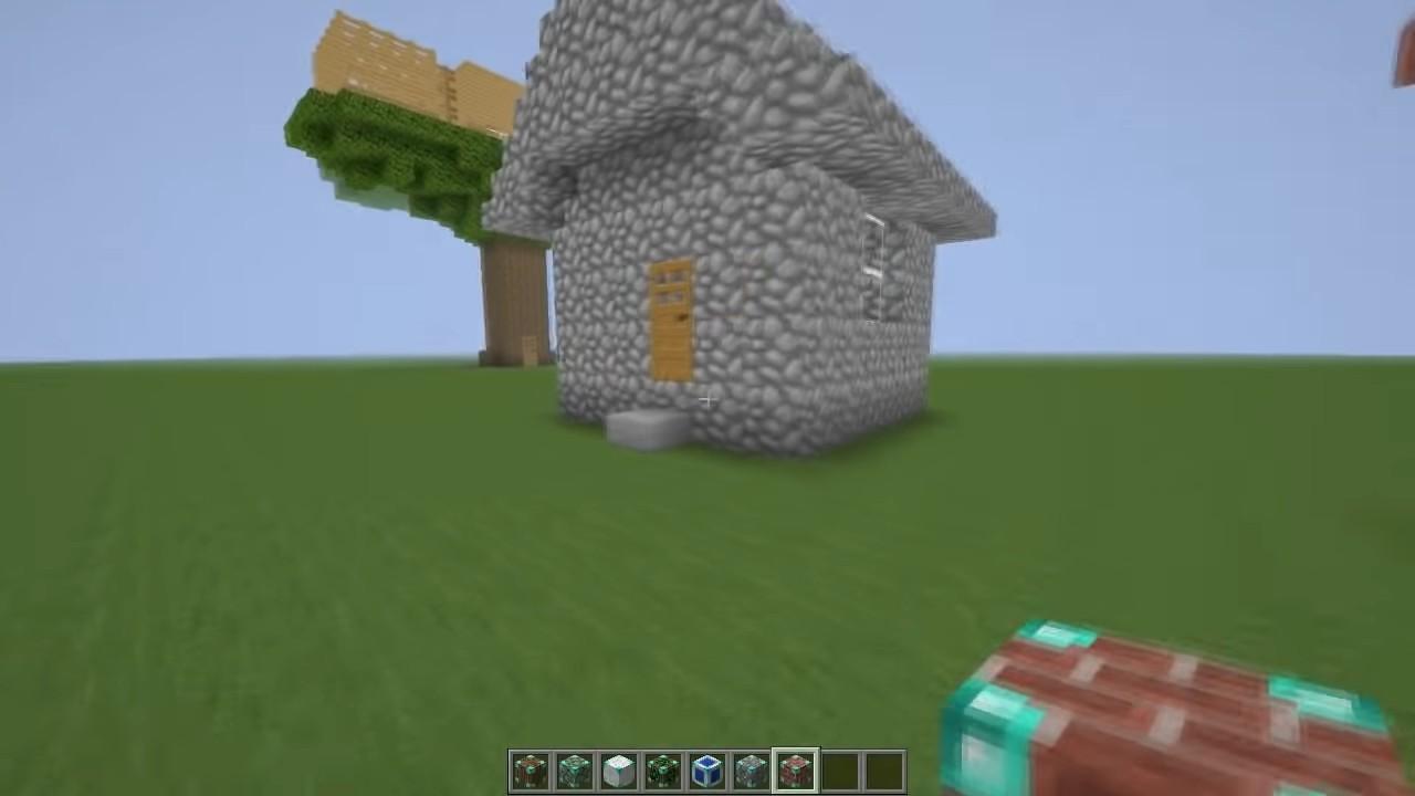 Мод на готовые постройки Insta House дляМайнкрафт - скриншот 7