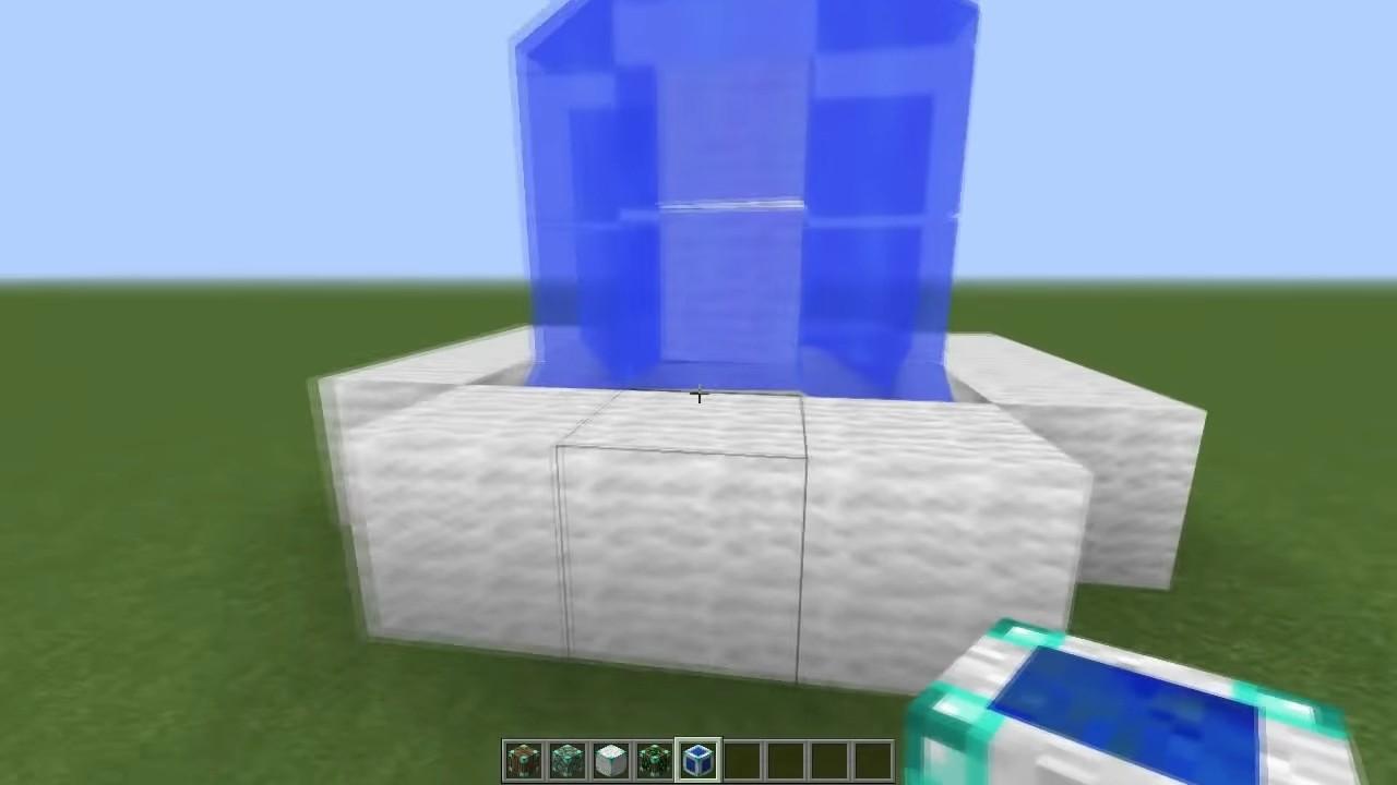 Мод на готовые постройки Insta House дляМайнкрафт - скриншот 4