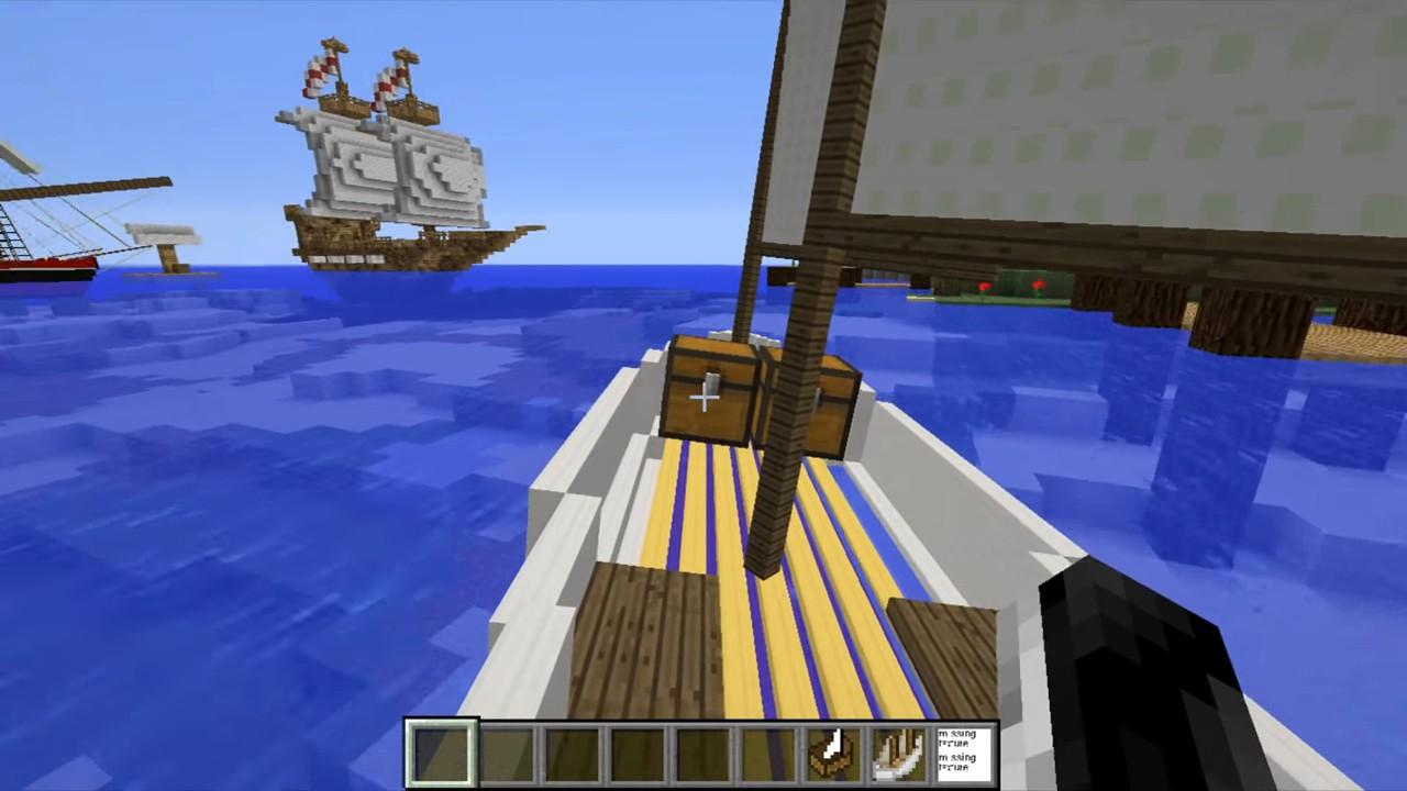 Мод накорабли Archimedes Ships - скриншот 11