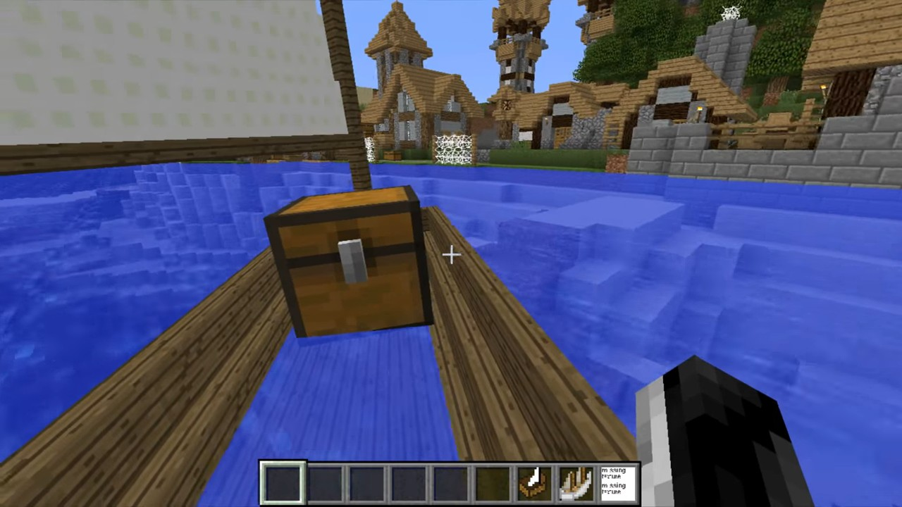 Мод накорабли Archimedes Ships - скриншот 10