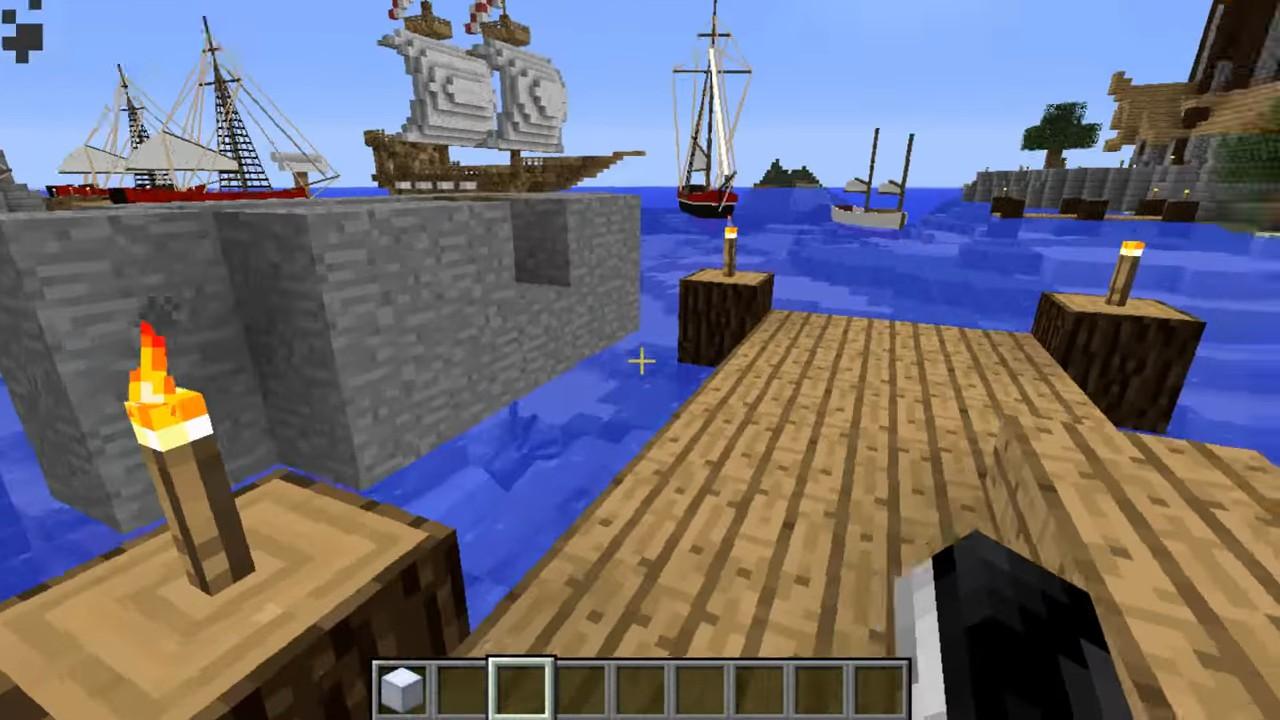 Мод накорабли Archimedes Ships - скриншот 9