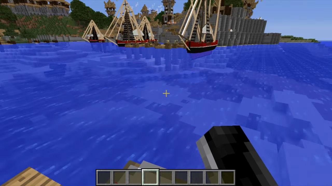 Мод накорабли Archimedes Ships - скриншот 8
