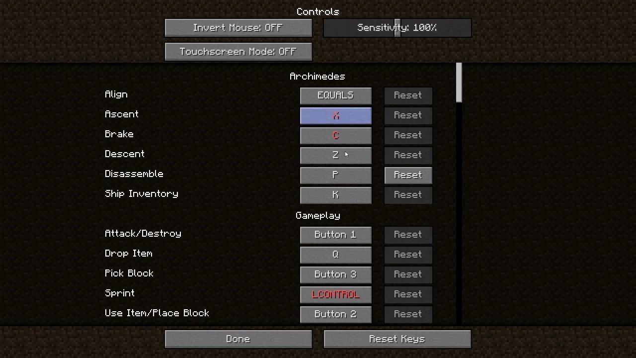 Мод накорабли Archimedes Ships - скриншот 4