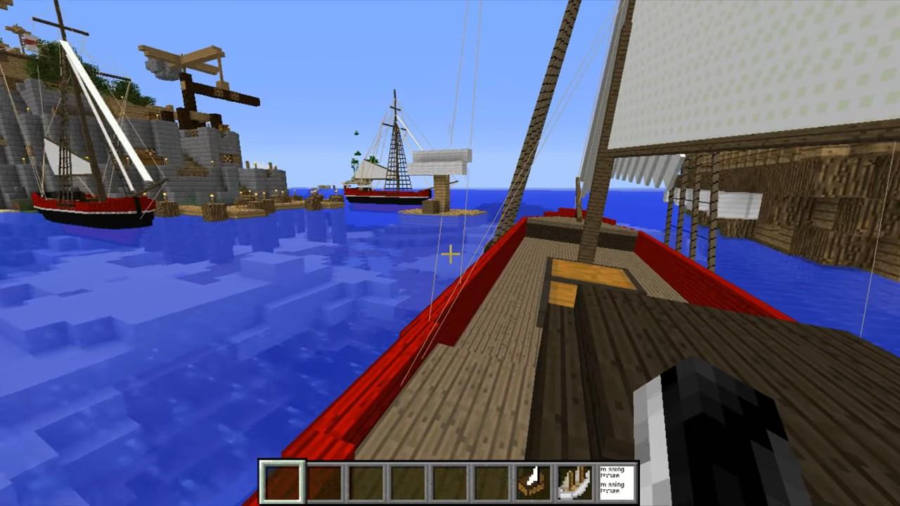 Мод накорабли Archimedes Ships - скриншот 13