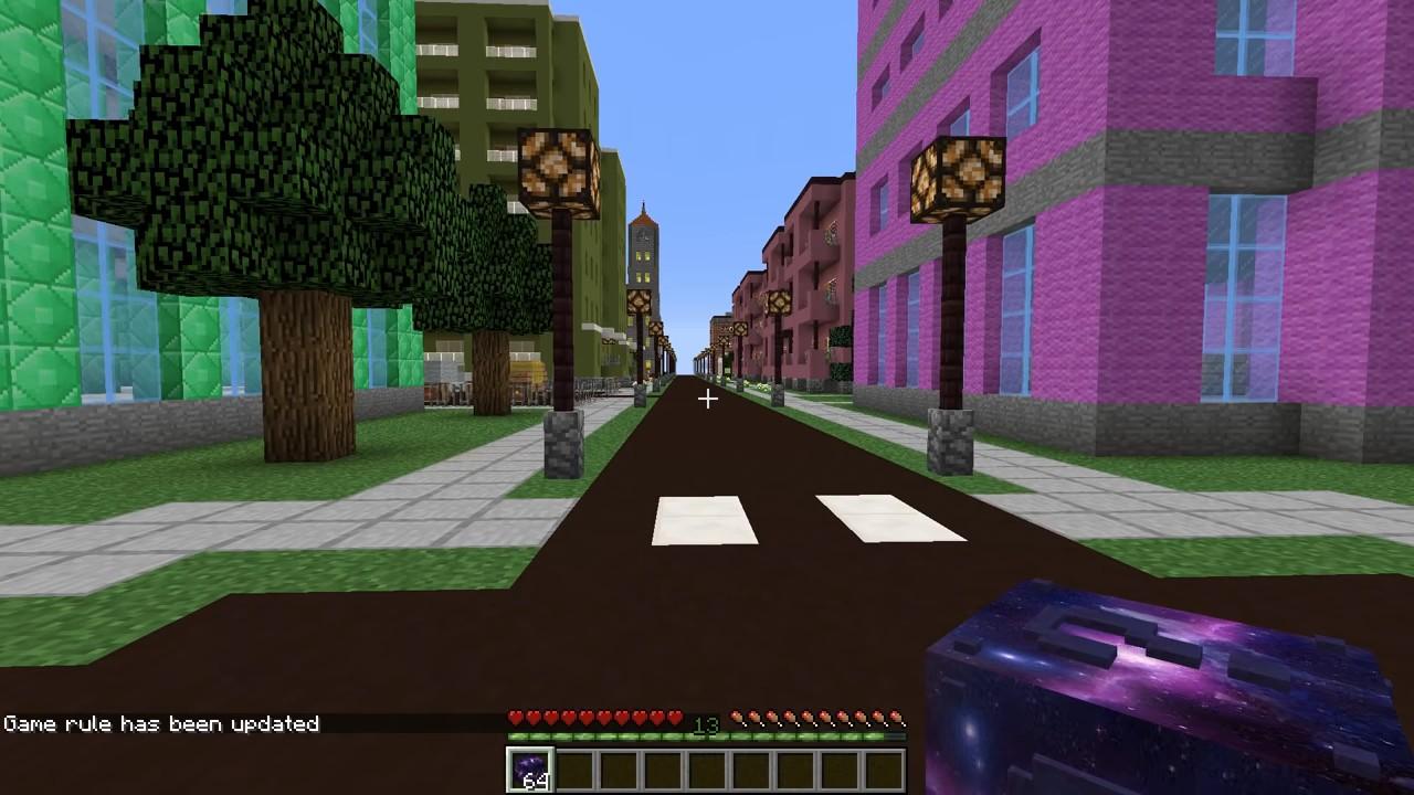 Мод накосмический лаки-блок (Аддон) - скриншот 2