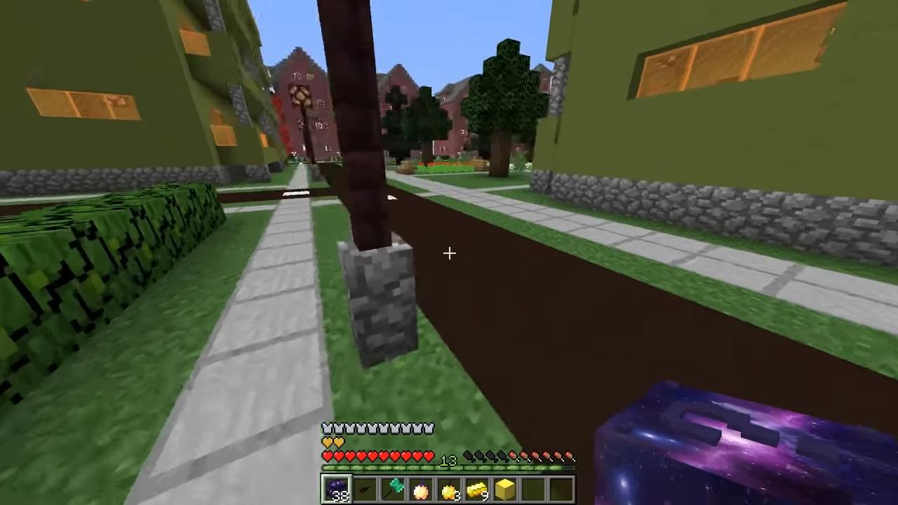 Мод накосмический лаки-блок (Аддон) - скриншот 8