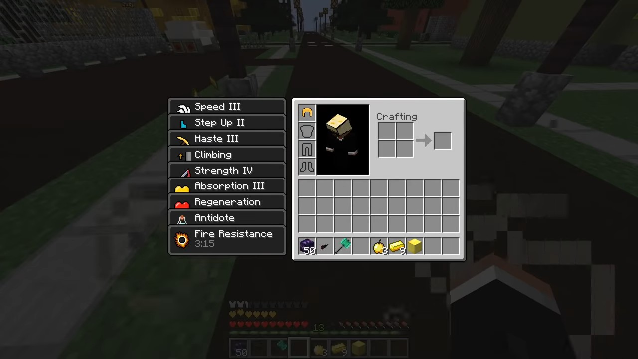 Мод накосмический лаки-блок (Аддон) - скриншот 6