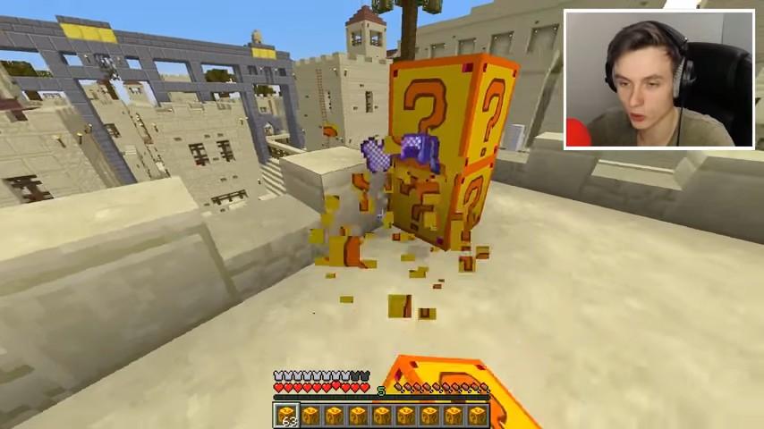 Мод налаки-блок фортуны (Аддон) - скриншот 6