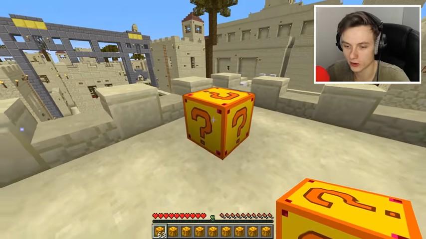 Мод налаки-блок фортуны (Аддон) - скриншот 4