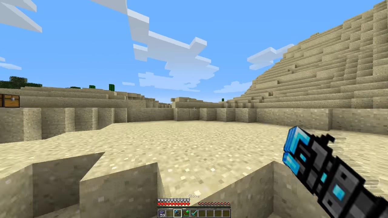 Мод на лаки-блоки будущего(Аддон) - скриншот 6