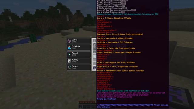Мод на лаки-блоки будущего(Аддон) - скриншот 2