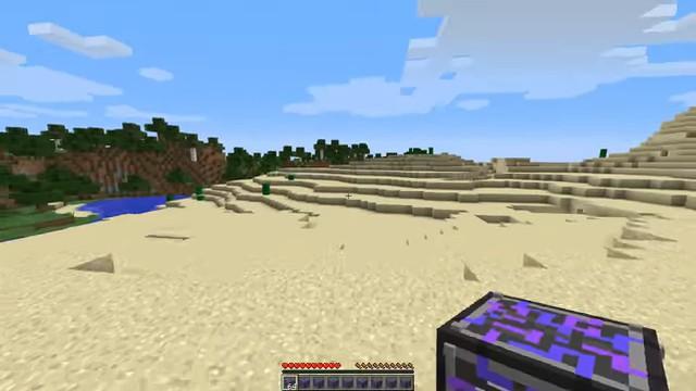 Мод на лаки-блоки будущего(Аддон) - скриншот 1