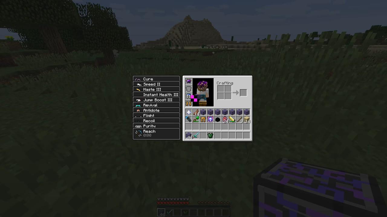 Мод на лаки-блоки будущего(Аддон) - скриншот 13