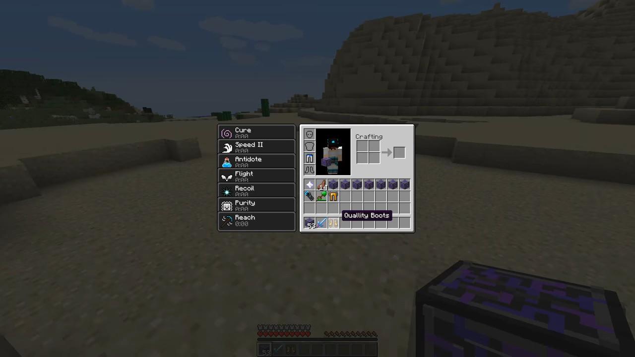 Мод на лаки-блоки будущего(Аддон) - скриншот 8