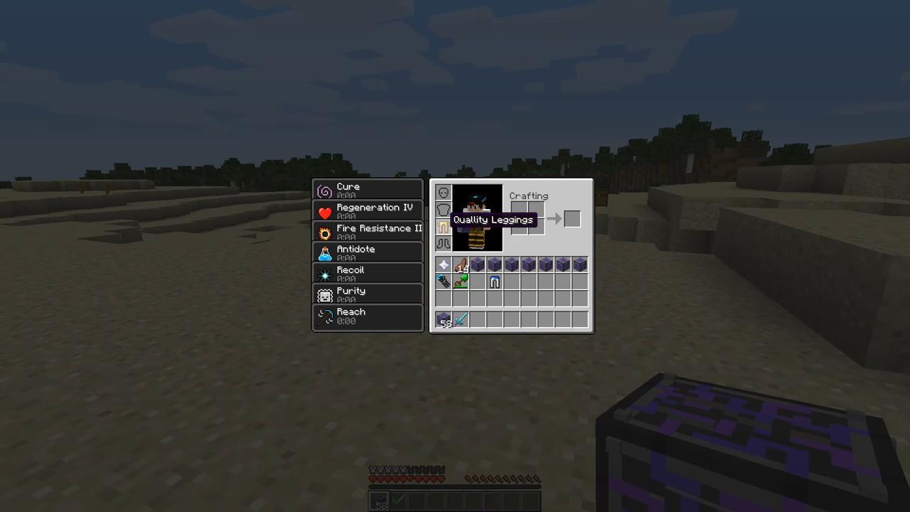 Мод на лаки-блоки будущего(Аддон) - скриншот 7