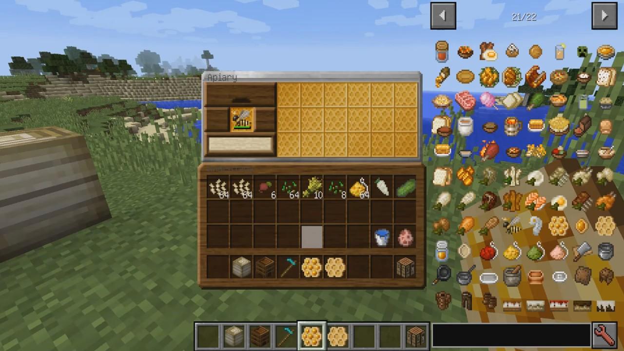 Мод Pams Harvestcraft - скриншот 8