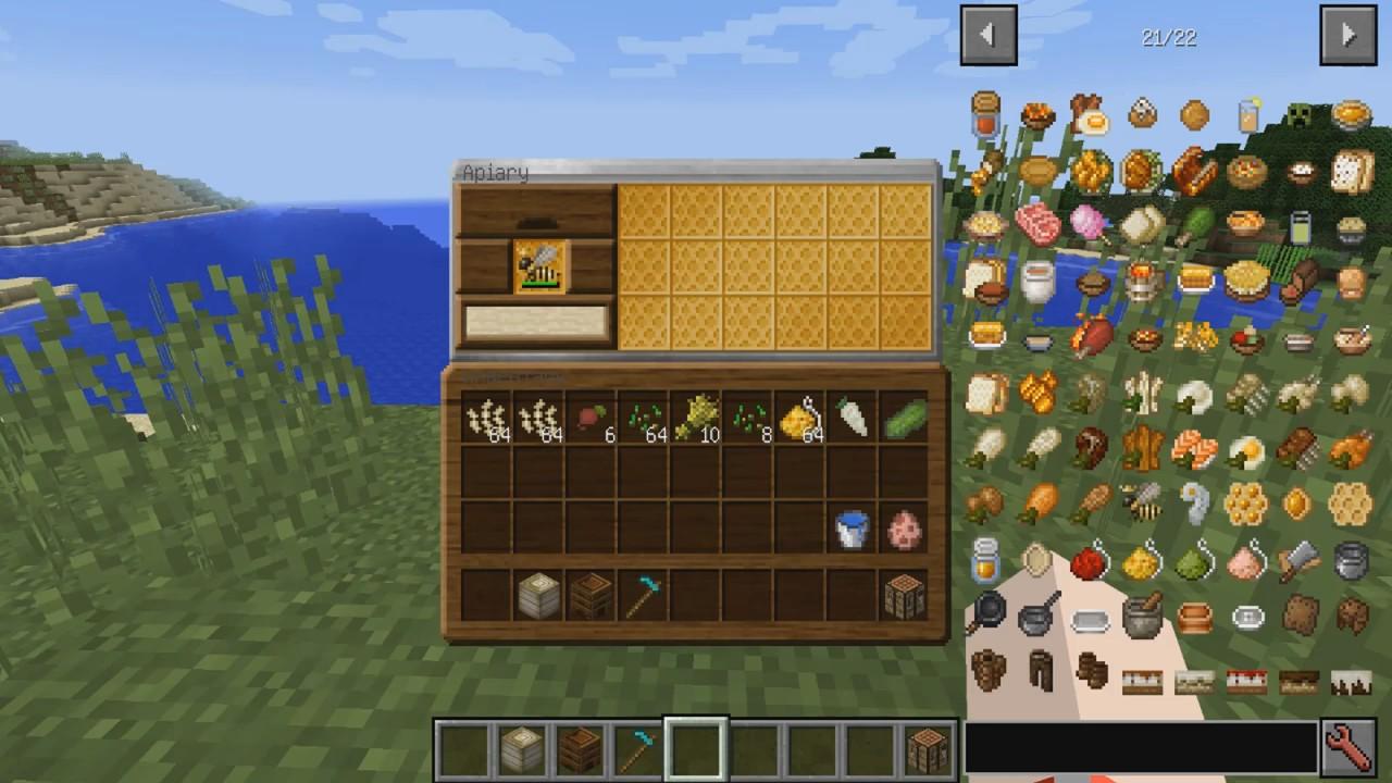 Мод Pams Harvestcraft - скриншот 7