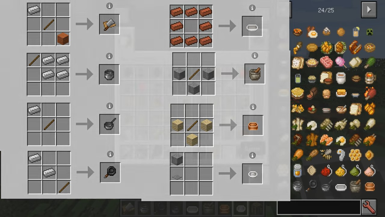 Мод Pams Harvestcraft - скриншот 5