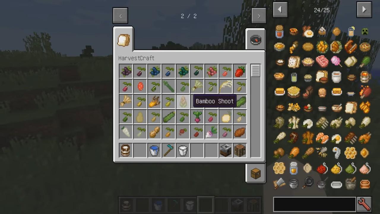 Мод Pams Harvestcraft - скриншот 14