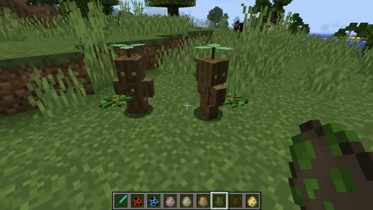 Мод Primitive Mobs - скриншот 5