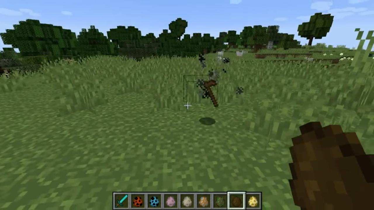 Мод Primitive Mobs - скриншот 4