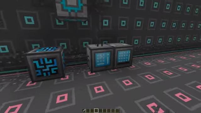 Мод Refined Storage на хранилище дляМайнкрафт - скриншот 7